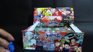 Coleccion Dragon Ball Chocolate Juguete Parte