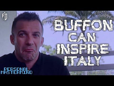 """Gigi Buffon Shouldn't Retire Because..."" | Alessandro Del Piero #PersonalMastermind"