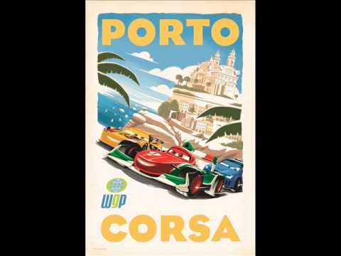 Cars 2 - 16. Porto Corsa