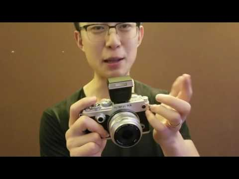 Review: Olympus Pen-F + 17mm F1.8