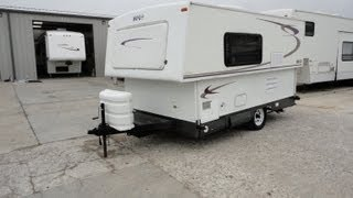 2005 HI-LO 17T Compact Travel Trailer Perfect For Pulling With The Family Sedan Of Mini Van