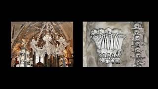 Смотри и думай...История 47 .Храм, украшенный костями...A temple decorated with bones .