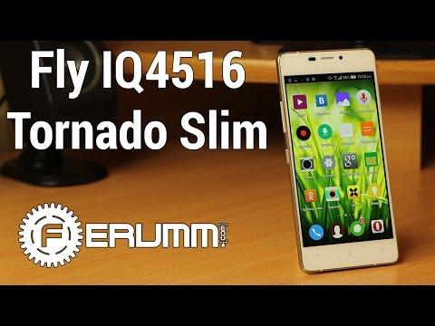 Fly IQ4516 Tornado Slim Octa обзор и особенности. Плюсы и минусы Fly Tornado Slim от FERUMM.COM