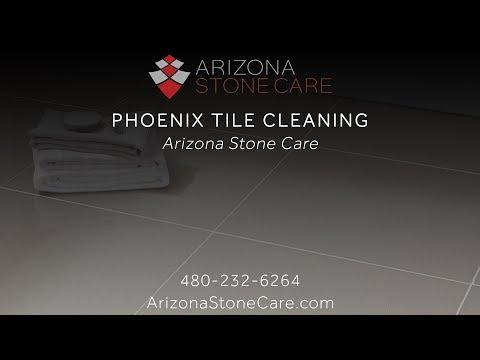 Phoenix Tile Cleaning | Arizona Stone Care
