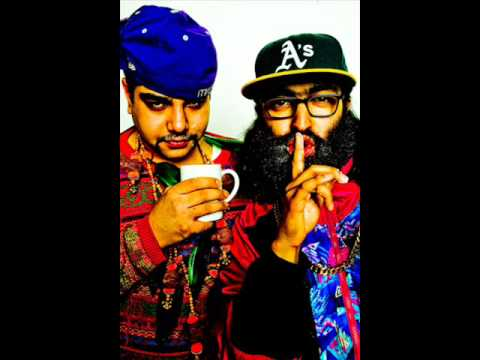 Клип Das Racist - Combination Pizza Hut and Taco Bell