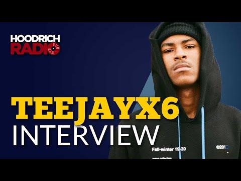 DJ Scream - TeeJayX6 Gives Swipe Lessons, Talks Scamming, Detroit, 2020 & More