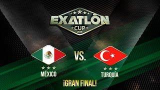 México vs Turquía ¡Gran Final! | Copa Exatlón