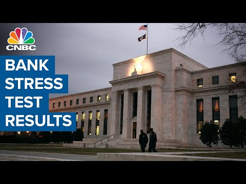 The bank stress test results are in