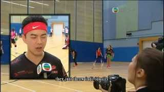 HK Dodgeball on TVB Pearl