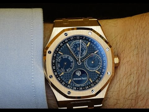 Mix - Audemars Piguet Royal Oak Perpetual Calendar 2015