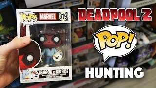 Deadpool 2 Funko Pop Hunting!