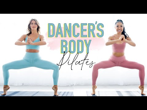 Dancer's Body Pilates Workout with Julianne Hough