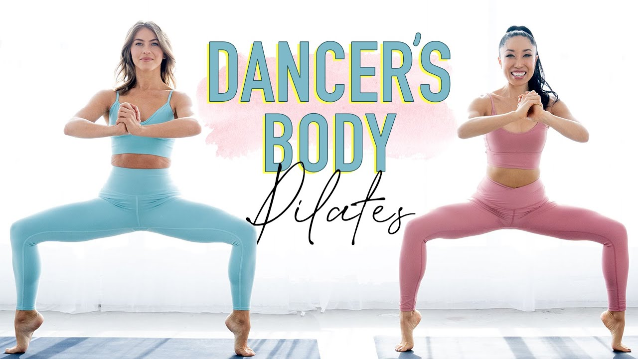 Download Dancer's Body Pilates Workout with Julianne Hough