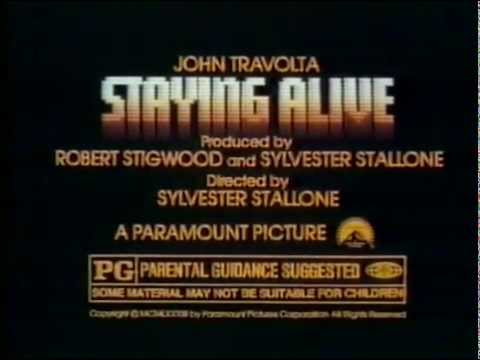 Staying Alive (1983) (TV Spot)