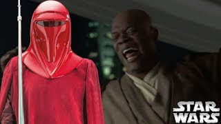 How Palpatine CLAIMED Mace Windu Was Killed - Star Wars Explained