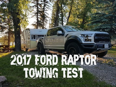 Towing with the 2017 Ford Raptor - from Family Wheels