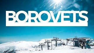Bulgaria Skiing - Borovets, Bulgaria 2018- GoPro Skiing HD