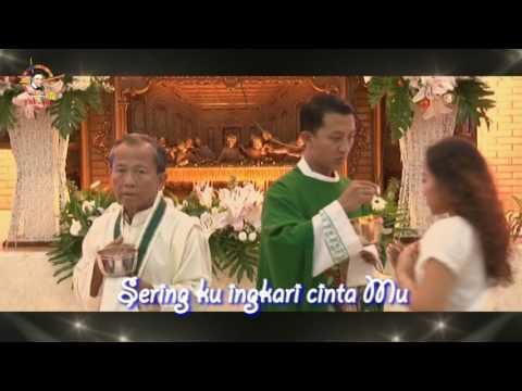 Jadikan Hati ku Istana Cinta Mu. Misa Paroki St Fransiskus Zaverius Tanjung Priuk
