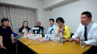 日本海賊TV 2016.09.02 二子玉川ライズ本社企業にPCデポ問題が飛び火
