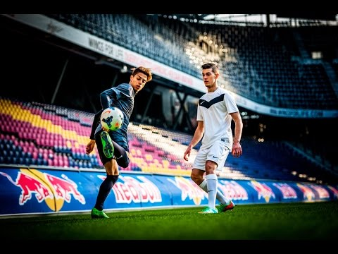 The Young Talent • Hachim Mastour • Skills & Goals & Freestyle & Video Gaming • 2011