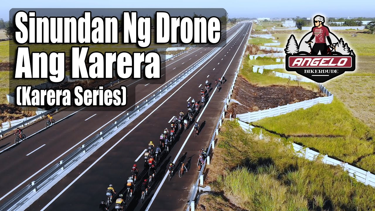 Race Coverage via Drone. The Search for Team Bikerdude Riders