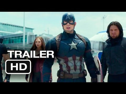 Captain America: Civil War Official Trailer #2 (2016) - Chris Evans, Scarlett Johansson Movie HD