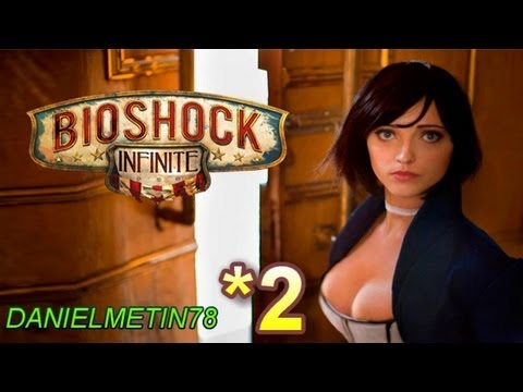 Bioshock: Infinite - Walkthrough Part 2 Let's Play (PS3/X360/PC) HD Gameplay [ Commentary]Español
