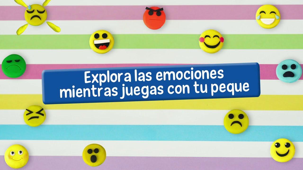 La Hora del Aprendizaje Play- Doh | Aprendiendo Las Emociones | Hasbro México
