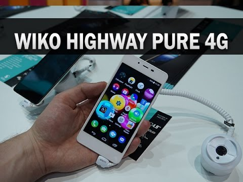 Wiko Highway Pure 4G, prise en main - par Test-Mobile.fr