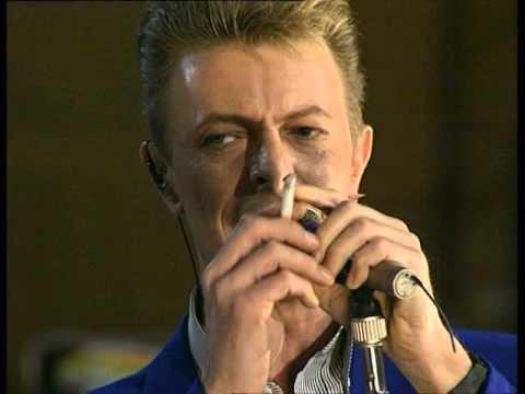 Queen and David Bowie & Annie Lennox, Rehearsal Under Pressure