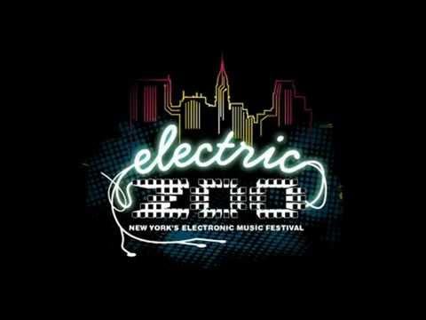 Netsky    Live @ Electric Zoo New York City    31 08 2012