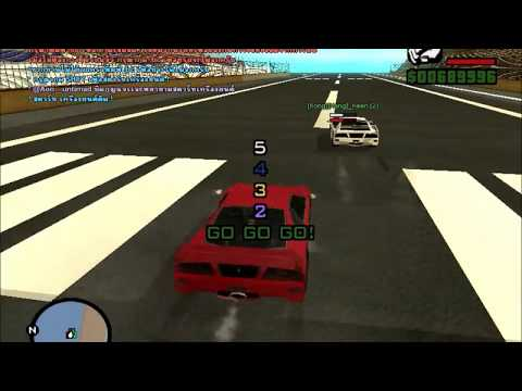GTA Thaimakertv :มาเเข่งรถกัน