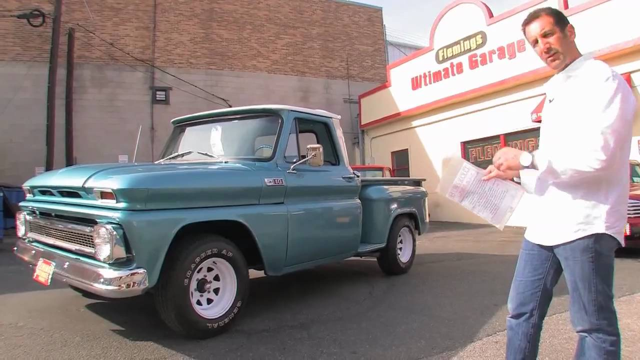 medium resolution of 1965 chevy c10 pick up for sale with test drive driving sounds and walk through video youtube