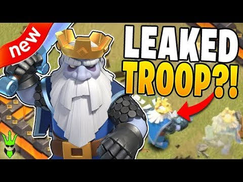 IS THE ROYAL GHOST COMING TO CLASH OF CLANS?!