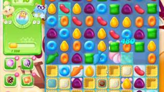Candy Crush Jelly Saga Level 413 - NO BOOSTERS