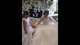 Сборы невесты / Невеста уходит из дома / Шикарная армянская свадьба в Ереване 2018