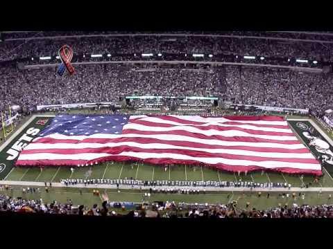 09/11/2011 NFL Sunday Night Opening - New York
