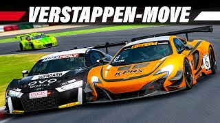 RaceRoom Racing Experience | Der Verstappen Move | SRS Gameplay German | Let