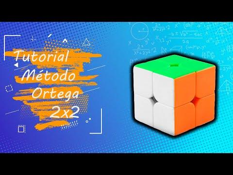 Tutorial Método Ortega 2x2 (Intermedio)   Speedcuber Perú
