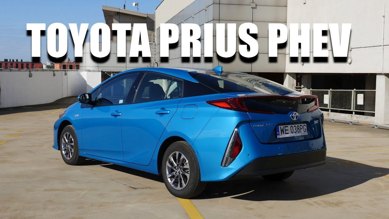 Toyota Prius PHV / PRIME (ENG) – Test Drive and Review