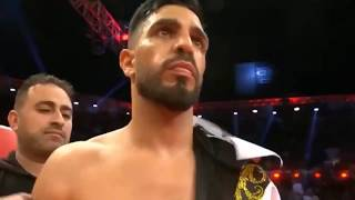Amir khan vs billy dib fight 2019 Saudi arabia
