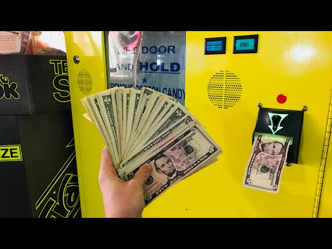 Make ARCADE Games SPIT Out FREE MONEY! (REALLY WORKS)