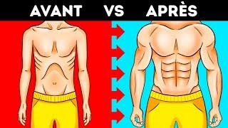 15 Conseils Pour Prendre Du Muscle Rapidement Et Ce N'est Pas Que Du Sport
