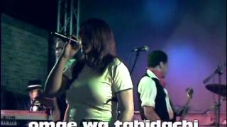 UATA cartoon-cover-band - YOU WA SHOCK (ai wo torimodose) - live 2010