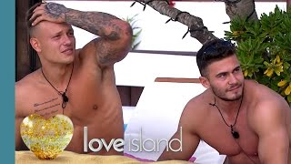 New Arrivals Make The Islanders Jealous - Love Island 2016