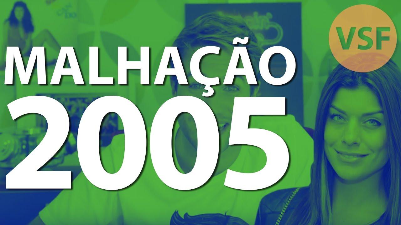 MALHAÇÃO 2005   BERNARDO E BETINA   COMENTÁRIOS ENGRAÇADOS   VIVA SEM FILTRO