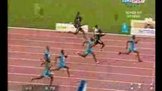 100 meter World Record
