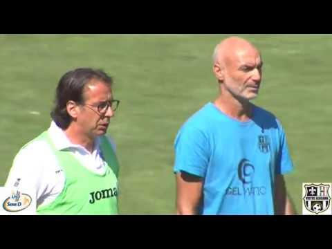 Virtus Bergamo 1909-Trento 4-1, 1° giornata Serie D 2017/2018