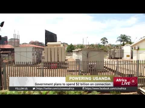 Ugandan government to spend $2 billion on power connection
