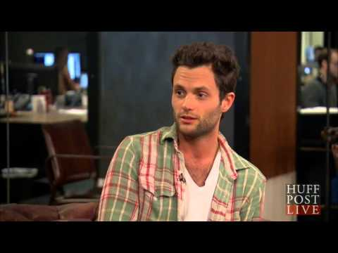 Dan Humphrey Penn Badgley Surprised By Gossip Girl's Ending  HPL